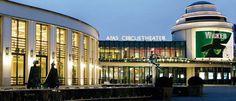 AFAS Circustheater Scheveningen #eventlocatie