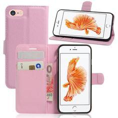 Köp Mobilfodral Apple iPhone 7 rosa online. http://www.phonelife.se/mobilfodral-apple-iphone-7-rosa