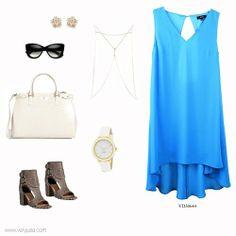 We got the Spring Blues Dress: VD30644 www.veryjusa.com   #inspiration #spring #springblues #springlookbook #nyfw #lfw #fashion #springfashion #ootd #ootn #instafashion #instalike #instagood #instamood #instadaily #outfit #lookoftheday #style #wiwt #wdywt #igstyle #igfashion #photooftheday #michaelkors #pretty #cute #cool #losangeles #lafashion