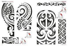 Tribal Maorí Y Polinesios - Tattoo Flash Dibujos - Tattoo Maori Tattoo Arm, Samoan Tattoo, Hawaiian Tribal, Hawaiian Tattoo, Doodles Zentangles, Luna Tribal, Maori Symbols, Flash Drawing, Globe Tattoos