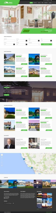 This is a collection of the best real estate WordPress themes to easily build a…