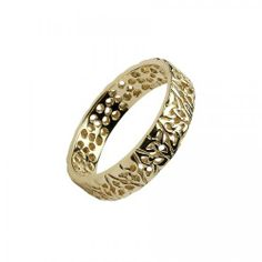 Shores of Amerikay Trinity Knot Ring-10K Gold
