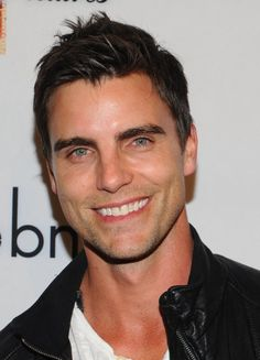 Colin Egglesfield at event of L!fe Happens- my vote for Christian grey Colin Egglesfield, Beautiful Men Faces, Gorgeous Men, Beautiful People, Beautiful Things, Hallmark Movie Channel, William Levi, Oval Face Haircuts, Michigan