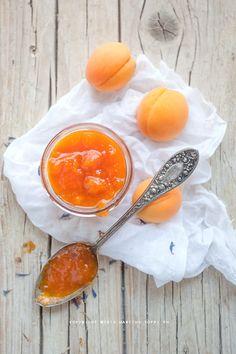 Confettura di albicocche con metodo Ferber - Trattoria da Martina - cucina tradizionale, regionale ed etnica