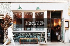 Life File: 8 New York City Must-Eat Spots