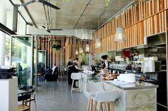 Champ kitchen + bar / Grey St, South Brisbane