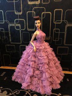 NEW VINTAGE DRESS for Ellowyn Superdoll Sybarite ,Tyler,Deva BY T.D. OOAK #SuperdollSybarite #ClothingAccessories
