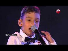 Teletón Chile 2015: Adrían Martín Vega canta en el Estadio Nacional
