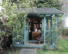 Outdoor Garden Office