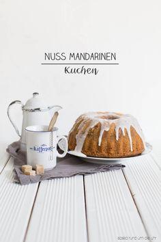 SaskiarundumdieUhr: Nuss Mandarinen Kuchen ♥