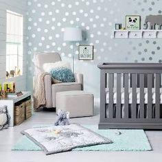 Trend Lab 3 Piece Crib Bedding Set - Safari Chevron : Target