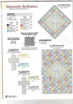 PC Mag - Home & Holiday Magazine - Carolyn Irwin - Picasa Web Albums Plastic Canvas Coasters, Plastic Canvas Crafts, Plastic Canvas Patterns, Tissue Box Covers, Tissue Boxes, Cross Patterns, Quilt Patterns, Applique Templates Free, Bible Covers