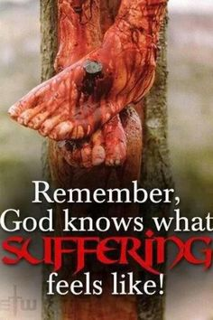 Suffering - one of the topics at lifegroup that brought up alot of discussion.