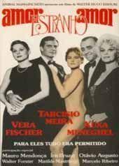 Filme Nacional - Amor Estranho Amor com Xuxa - Completo 1979