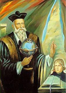 Nostradamus predictions for years 2000-2050