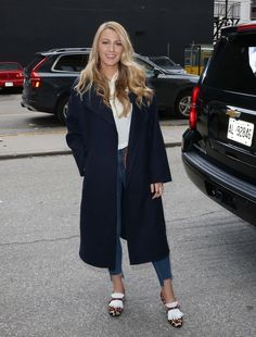 Blake Lively knows the stand-alone power of a pretty dress, but lately she's been building her looks from the ground up.