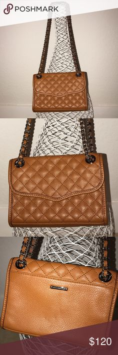 ONE DAY SALE! Rebecca Minkoff Mini Quilted Affair Mini Quilted Affair Rebecca Minkoff bag. PERFECT CONDITION. AUTHENTIC. Can use as shoulder bag or cross body bag Rebecca Minkoff Bags Crossbody Bags