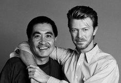 sukita & David Bowie
