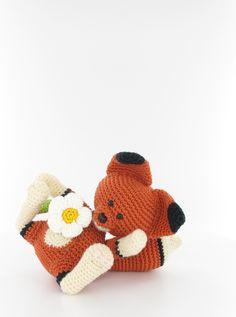 Fox from Amigurumi & More