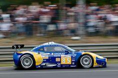 Bleekemolen, Janis, Coronel - Spyker C8 Laviolette GT2R (Audi) - 2009 - Le Mans*