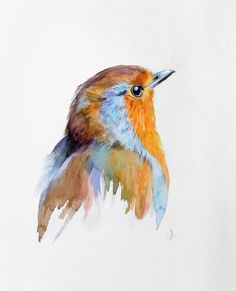 Colorful animal art for your home, paintings in oils, acrylics or watercolour…