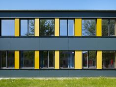 Energetische Sanierung Gymnasium Thomas-Mann-Schule