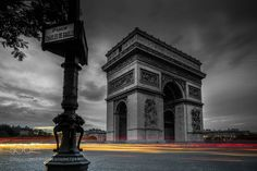Arc de Triomphe B&W by RamelliSerge check out more here https://cleaningexec.com