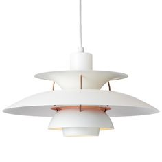 PH 5 Contemporary pendant by Louis Poulsen.