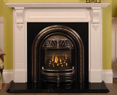 For the Living Room Windsor Gas Fireplace Insert - Direct Vent