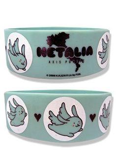 Hetalia Youseisan Pvc Wristband