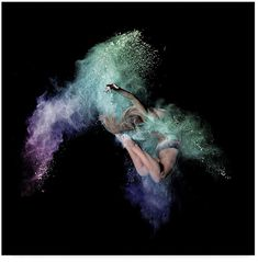 Trademark Innovations Pauline Pentony Ma 'Cosmic Dancer' Canvas Art - 35 x 2 x 35 Artist Canvas, Canvas Art, Thing 1, Vape Tricks, Face Cleanser, Shades Of Black, Fine Art Photography, Cosmic, Fine Art America