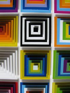 Alfred Drago Rens - composizione astratta - 40 zigurat (dettaglio) aprile 2012