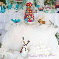Frozen (Disney) Birthday Party Ideas | Photo 8 of 21 | Catch My Party
