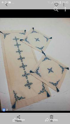 Motif Floral, Table Linens, Stencils, Cross Stitch, Decoration, Pattern, Rugs, Body Art, Crossstitch