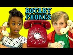 Wenn Kinder auf ein Drehscheibentelefon treffen - http://www.dravenstales.ch/wenn-kinder-auf-ein-drehscheibentelefon-treffen/