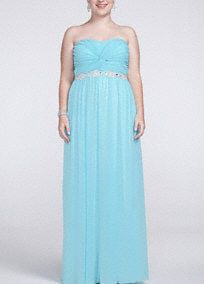 Special Occasion Dresses by David's Bridal (with bolero jacket?)