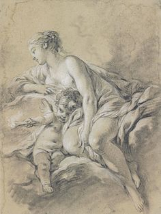 François Boucher (Paris 1703-1770) Aurora and Cephalus