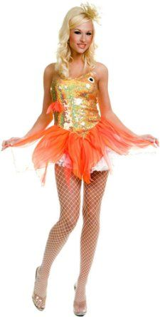 Goldfish costume for cat in the hat family themed Halloween. Halloween 2015, Family Halloween Costumes, Halloween Dress, Halloween Party, Halloween Stuff, Halloween Crafts, Burlesque Costumes, Dress Up Costumes, Cute Costumes