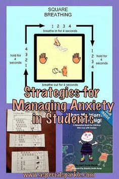 Strategies for Managing Anxiety in Students: A Special Sparkle post