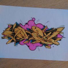 """1,404 Me gusta, 16 comentarios - SOKER (@sokem_ask) en Instagram: """"One from many moons ago, #2011 / #2012 ish. #tbt #sokem #Bristol #graffiti #graphicmarker"""""""