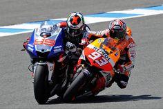 Honda admite interesse em tirar Jorge Lorenzo da Yamaha para temporada 2015; Marquez diz não ligar.