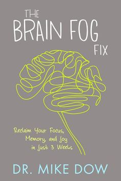 Brain Fog Fix - Dr. Mike Dow's Brain Fog Shot recipe Ingredients:  1 oz. cold water 1/2 teaspoon turmeric 1/2 teaspoon black pepper Squeeze of fresh lemon juice Optional: Dash of cayenne pepper, fresh pureed ginger Instructions:  Blend together, and bottoms up! According to research, this shot could decrease your risk of Alzheimer's disease by up to 90 percent. In fact, turmeric can help clear your brain of the plaques that cause Alzheimer's and other forms of dementia.