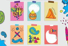 Raksha Bandhan emblems   Pre-Designed Illustrator Graphics ~ Creative Market Raksha Bandhan Greetings, Happy Holi, Gift Packaging, Mardi Gras, Flyer Design, Banner, Greeting Cards, Holi Cards, Typography