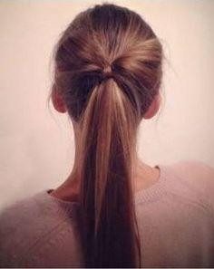 Cute Hair Bow – Tutorial