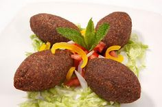 Lebanese Kebbeh Recipe - How to Make Lebanese Kebbeh