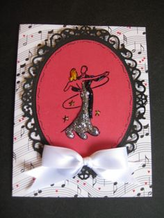 WT430 Dance on! by jdmommy - Cards and Paper Crafts at Splitcoaststampers