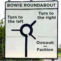 Bowie Roundabout