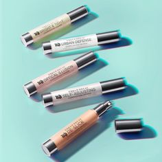 Urban Decay's new optical illusion primers for Spring 2017 @trendmood1 •