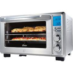 Oster Design For Life 6-Slice Digital Toaster Oven