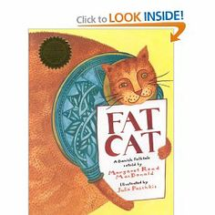 Fat Cat: A Danish Folktale by Margaret Read MacDonald. $7.95. Author: Margaret Read MacDonald. Publication: December 19, 2005. Publisher: August House; Reprint edition (December 19, 2005)